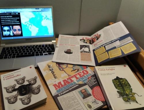 Il mio 21 Marzo: in Norvergia a parlare di mafia, e una mappa su Messina Denaro