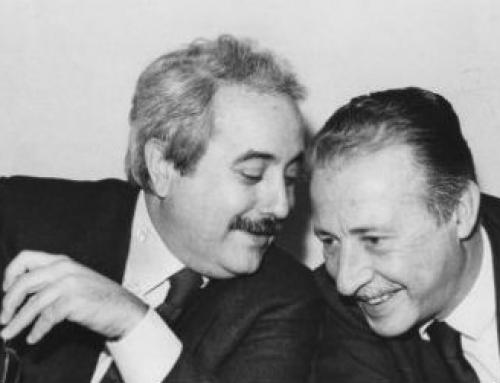 La foto di Falcone e Borsellino compie 25 anni