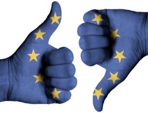 Quelli che vomitano odio contro l'Europa….
