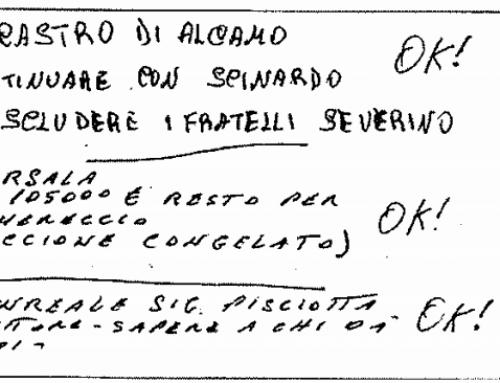 Da Messina Denaro al leghista Arata, la carriera criminale di Vito Nicastri