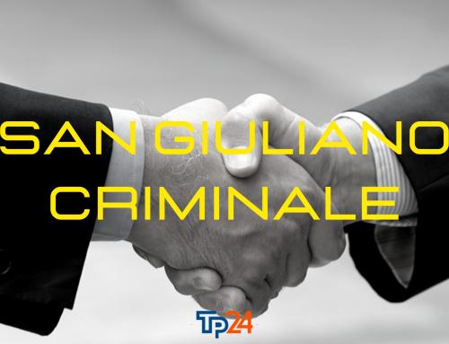 """San Giuliano criminale/3. Tutti vogliono il """"grande elettore"""" Pipitone. I patti e i tradimenti"""