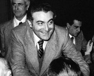 Piersanti Mattarella, politico, 6 Gennaio 1980