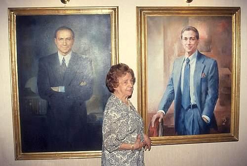 Rosa Bossi Berlusconi, mamma, 3 Febbraio 2008