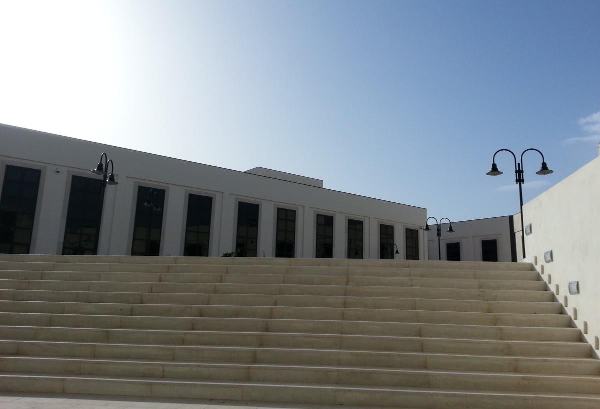 """""""Le mani della mafia e della massoneria  deviata  sui lavori al Tribunale nuovo di Marsala"""""""