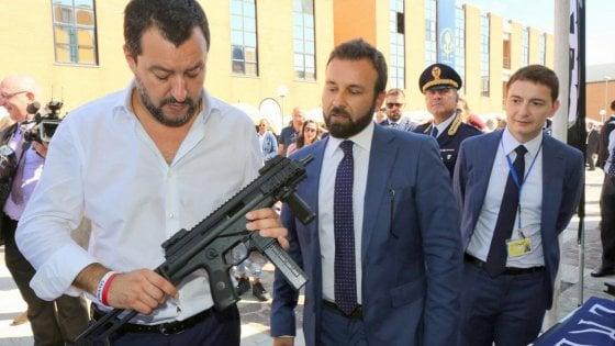 Il 25 Aprile di Salvini in Sicilia. Quando la lotta alla mafia è solo una scusa banale