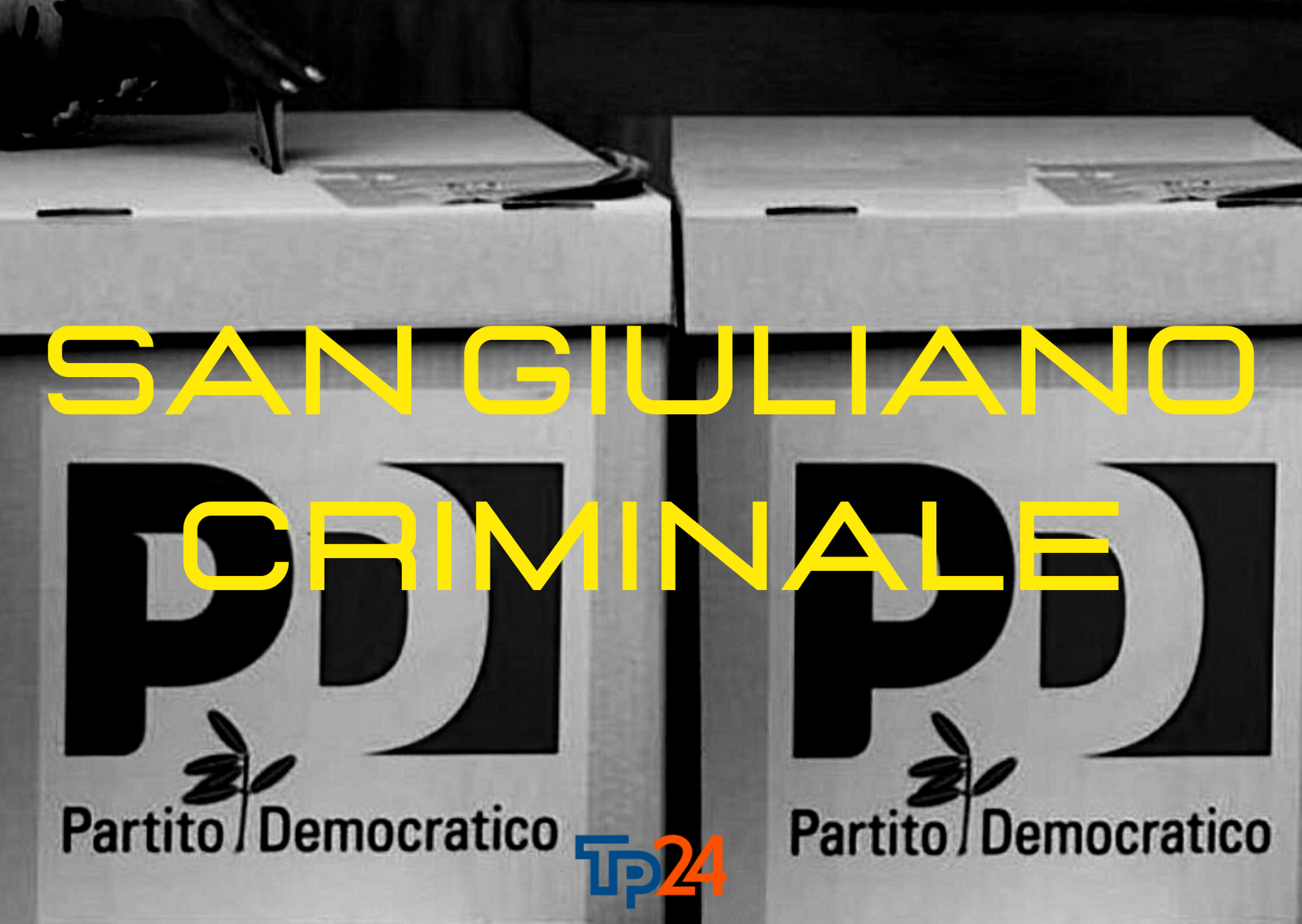 San Giuliano criminale/4. Così si comprano anche i voti per le primarie