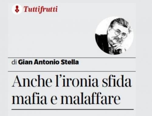 Anche l'ironia sfida mafia e malaffare